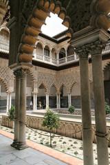 Sevilla, Palast Reales Alcázares