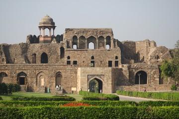 Door stickers Delhi Old Fort, New Delhi