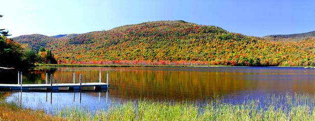 Adirondack Lake Scene