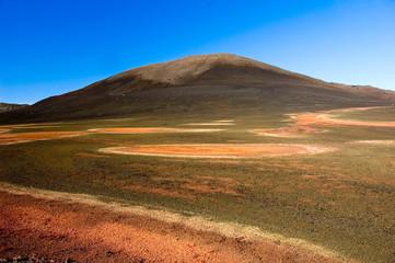 La plaine des sables du Piton de la Fournaise