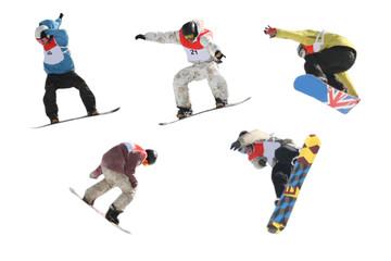 free style snowboard