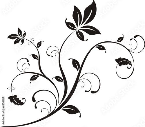 Plantas im genes de archivo y vectores libres de - Cenefas para dibujar ...
