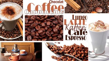 Foto op Canvas koffiebar Espresso