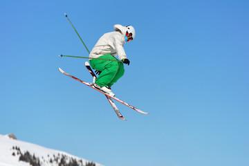Saut ski extreme