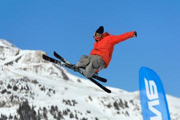 Sport ski extreme