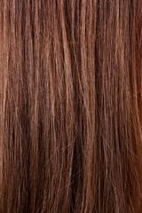 Hair texture.