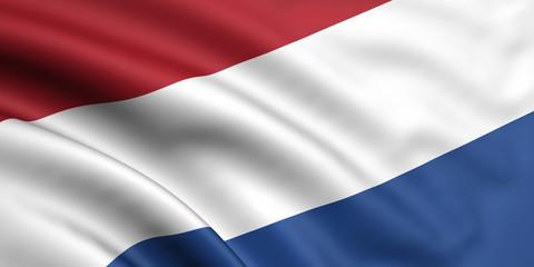 Niederlande Fahne