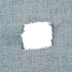 Jeans Hole