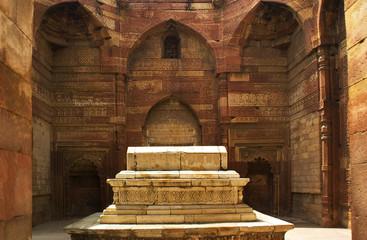 Wall Murals Delhi Iltumish Tomb Qutab Minar Delhi India