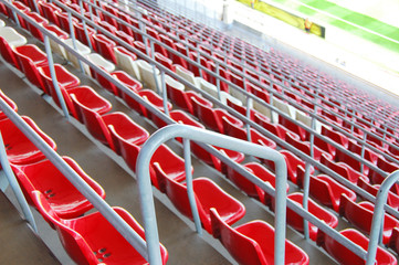 Fototapeta premium miejsc na stadionie