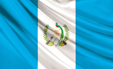 Drapeau du Guatémala