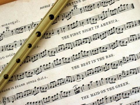 Tin Whistle & Irish Traditional Sheet Music