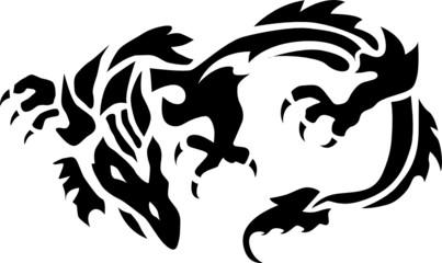 A Wonderfull Dragon Tatoo