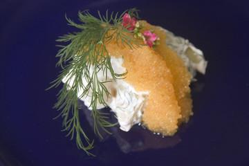 Caviar & Potato Salad