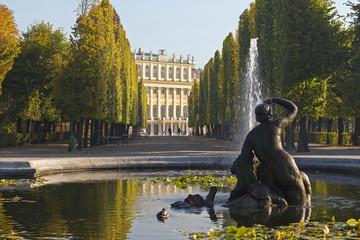 Schoenbrunn Schloss Wien