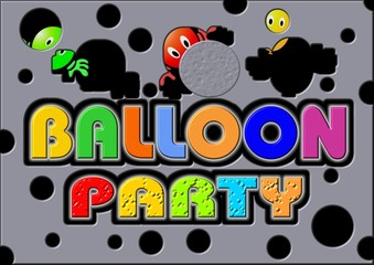 Balloon Party 1