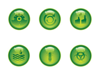 Ecology button series