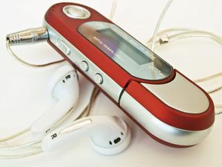 Audio player