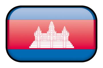 Bouton Drapeau du Cambodge