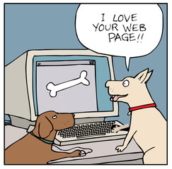 Love Your Web Page