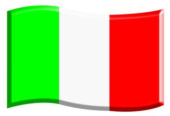 drapeau de l italie -