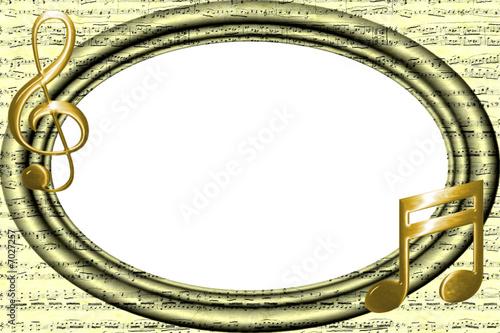 quot cadre musique quot photo libre de droits sur la banque d images fotolia image 7027257
