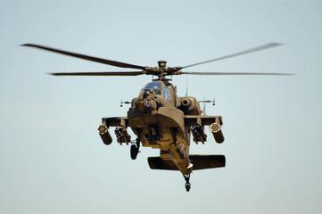 Wall Mural - AH-64 Apache