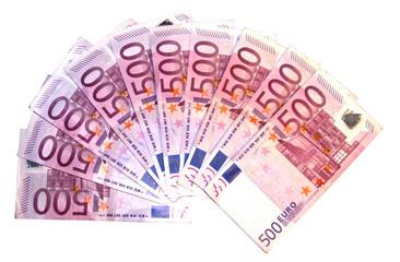 billets de 500€