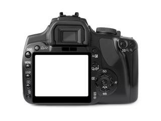 Display on camera