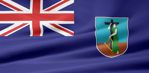 Turks- und Caicosinseln Flagge