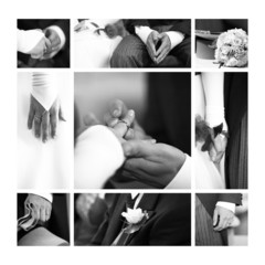 mariage montage