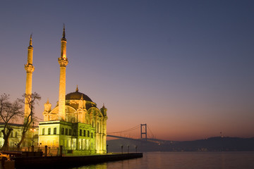 Mosque in Ortakoy