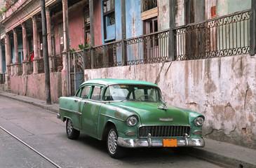 classic car - la havana - Cuba