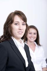 two women executive