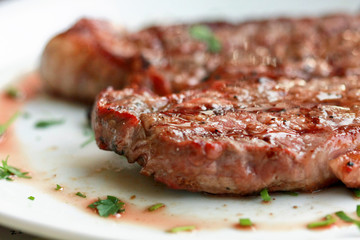 entrecote steak
