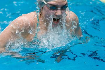 piscine natation jeux olympique nager sportif gagner eau