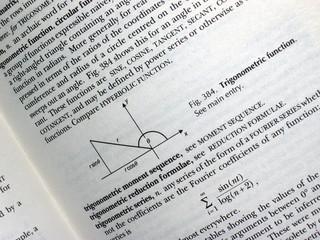 Trigonometry Maths Dictionary Definition