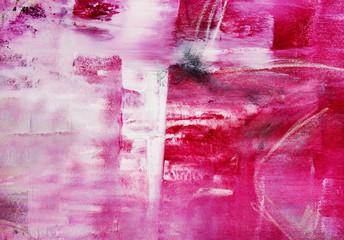 Hintergrund pink Malerei