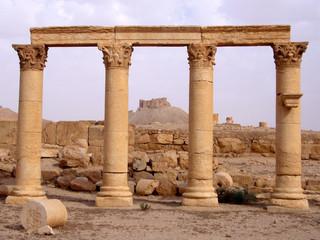 Palmyra - Syrien 4