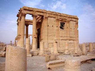 Palmyra - Syrien 3