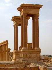 Palmyra - Syrien