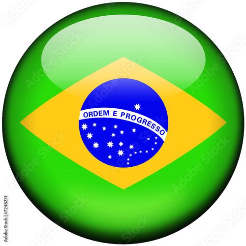 Drapeau bresil 3d photo libre de droits sur la banque d 39 images image 7246231 - Logo club foot bresil ...