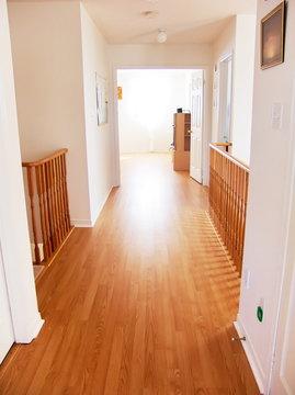 Bright Corridor in New House