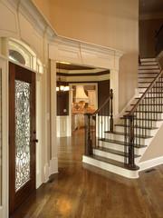 Luxury Foyer with Glass door 3