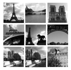 montage parisien
