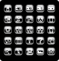 Web and internet icons (part3)