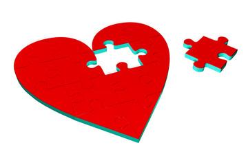 Chercher l'amour