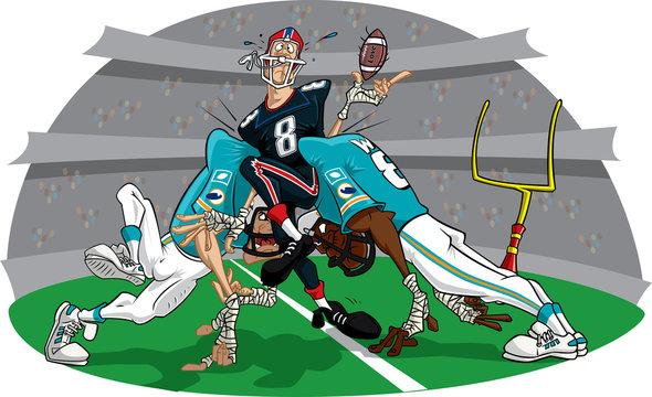 American Football Rush #5