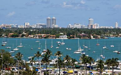 Miami Sailboats