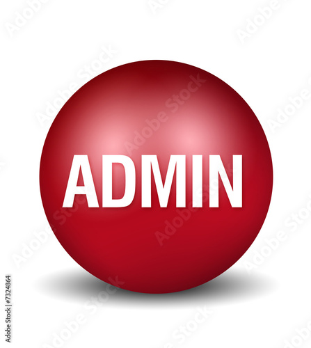 admin icon red stock photo and royalty free images on fotolia com